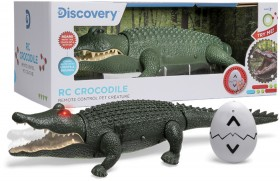 Discovery-Toy-RC-Crocodile on sale