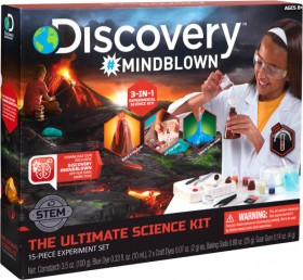 Discovery-Mindblown-Toys-Kids-Ultimate-Science-Experiment-Kit on sale