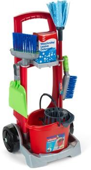 Theo-Klein-Vileda-Cleaning-Trolley on sale