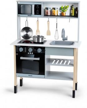 Miele-Wooden-Kitchen on sale