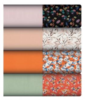 Print-Plain-Rayon-Cotton-Spandex-Jersey on sale