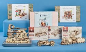 30-off-NEW-Robotime-Miniature-Model-Kits on sale