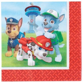 30-off-Paw-Patrol-Lunch-Napkin-16-Pack on sale