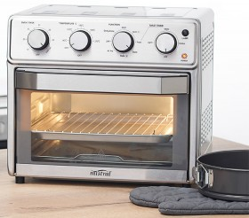 Mistral-Multi-Function-Air-Fryer-Oven-25L on sale