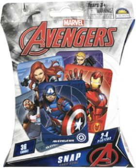Avengers-Snap-Fish-Card-Games on sale