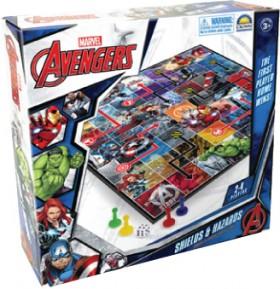 Avengers-Snakes-Ladders on sale