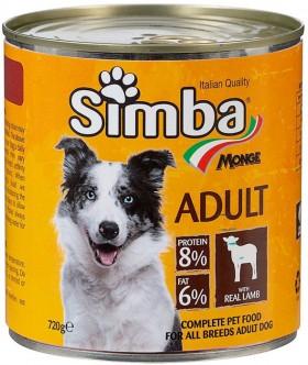 Simba-Dog-Food-720g-Lamb on sale