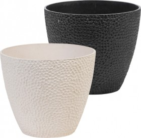 Round-Dimple-Pot-34.5x30cm on sale