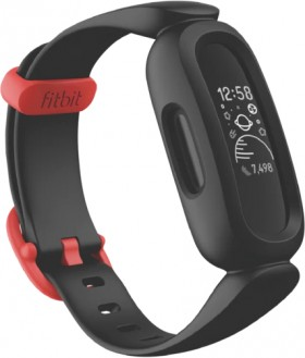 NEW-Fitbit-Ace-3-BlackRacer-Red on sale
