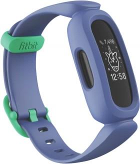 NEW-Fitbit-Ace-3-Cosmic-BlueAstro-Green on sale