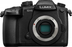 Panasonic-Lumix-GH5-Body on sale