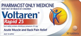 Voltaren-Rapid-25-30-Tablets on sale