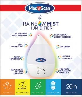 MedeScan-Rainbow-Mist-Humidifier on sale
