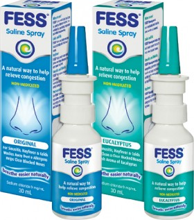 Fess-Saline-Spray-Original-or-Eucalyptus-30mL on sale