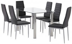 Zoe-7-Piece-Dining-Set-with-Zara-Dining-Chairs on sale
