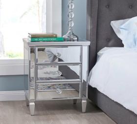 Diamond-Bedside-Table on sale