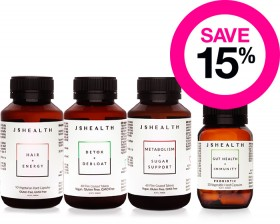 Save-15-on-Selected-JSHealth-Products on sale