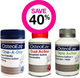 Save-40-on-Selected-OsteoEze-Products on sale