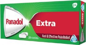 Panadol-Optizorb-Extra-20-Caplets on sale