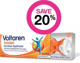 Save-20-on-Voltaren-Emulgel-75g on sale