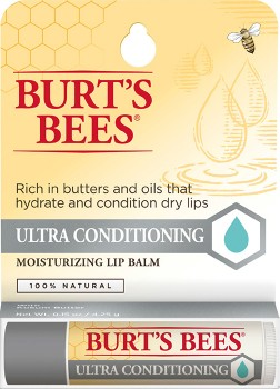 Burts-Bees-Ultra-Conditioning-Lip-Balm-Tube-4.3g on sale