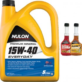 Nulon-Premium-Mineral-Everyday-15W40-5LT on sale