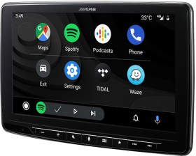 Alpine-9-200W-DAB-Carplay-Android-Auto-AV-Receiver on sale