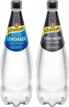 Schweppes-Mixers-or-Soft-Drink-1.1-Litre-Selected-Varieties on sale