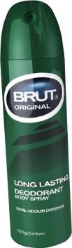 Brut-Anti-Perspirant-or-Deodorant-Body-Spray-150g-Selected-Varieties on sale
