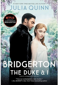 Bridgerton-The-Duke-And-I-TV-Tie-In on sale