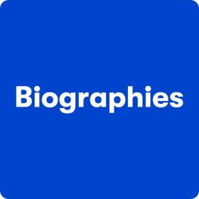 Biographies on sale