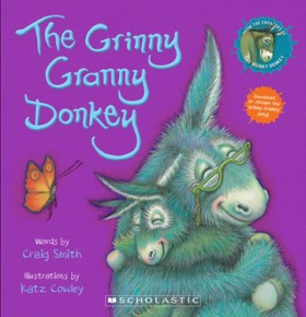 The-Grinny-Granny-Donkey on sale