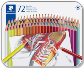Staedtler-72-Pack-Hex-Colouring-Pencils on sale