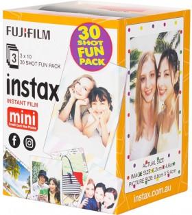 Instax-30-Pack-Mini-Fun-Film on sale