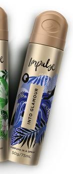 Impulse-Body-Spray-75mL-Into-Glamour on sale