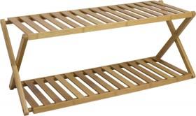 House-Home-Bamboo-Shoe-Rack on sale