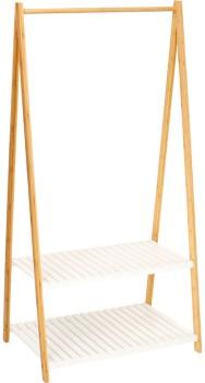 House-Home-Bamboo-Garment-Rack on sale