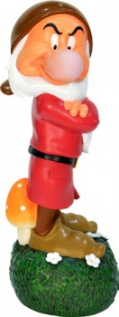 NEW-Disney-Dwarf-Garden-Statue-40cm-Grumpy on sale