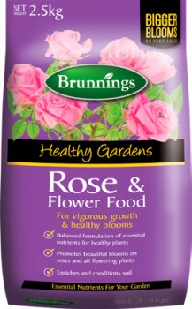Brunnings-Fertiliser-2.5kg-Rose-Flower-Food on sale
