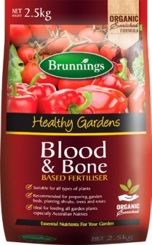 Brunnings-Fertiliser-2.5kg-Blood-Bone on sale