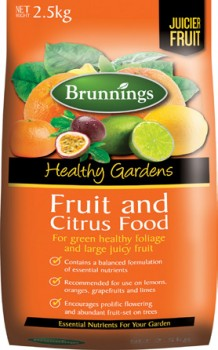 Brunnings-Fertiliser-2.5kg-Fruit-Citrus-Food on sale
