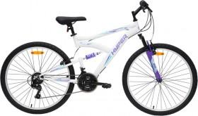 Hyper-Extension-Dual-Suspension-66cm-Bike-White on sale