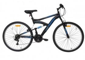 Hyper-Extension-Dual-Suspension-66cm-Bike-Black on sale