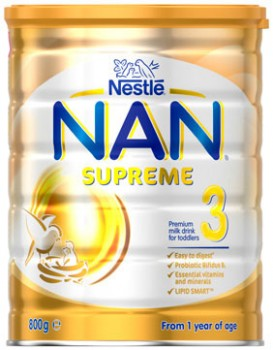 Nan-Supreme-Toddler-Milk-Formula-Stage-3-800g on sale