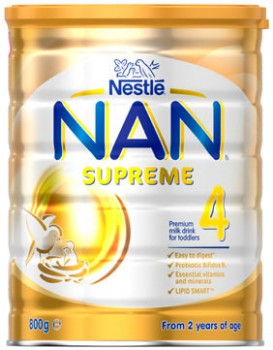 Nan-Supreme-Toddler-Milk-Formula-Stage-4-800g on sale