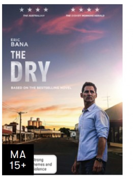 NEW-The-Dry-DVD on sale