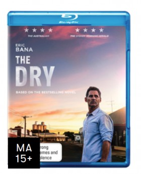 NEW-The-Dry-Blu-Ray on sale