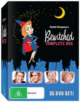 Bewitched-The-Complete-Collection-DVD on sale