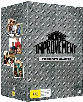 Home-Improvement-Complete-1-8-Season-Box-Set-DVD on sale
