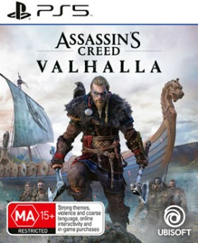 PS5-Assassins-Creed-Valhalla on sale